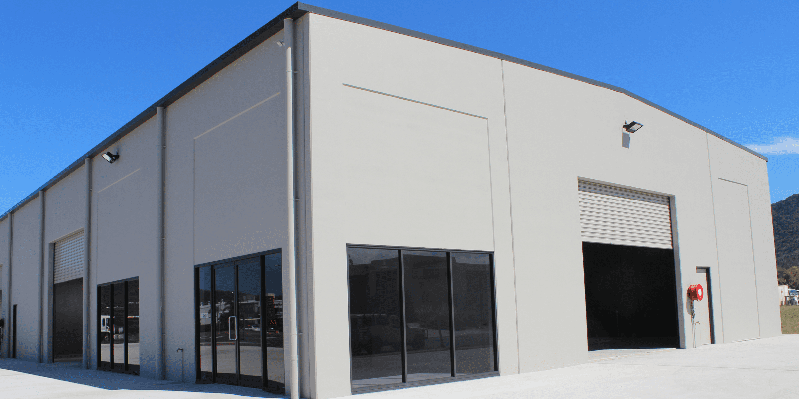 New Commercial Construction Whitsundays